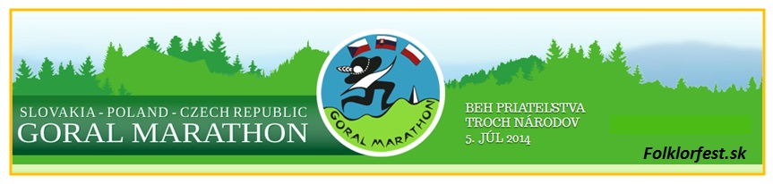 International Goral marathon  2014