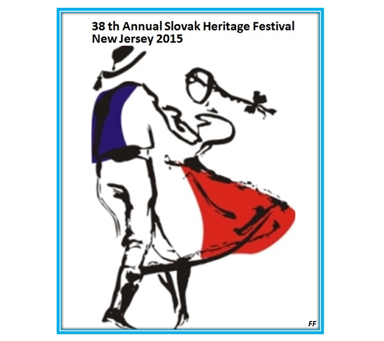 38th Annual Slovak Heritage Festival New Jersey 2015