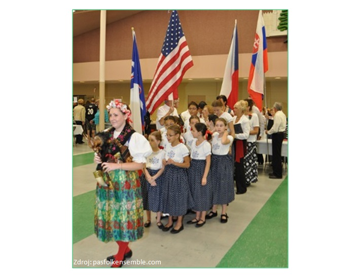 Czech and Slovak Heritage Association Annual Festival 2015 Baltimore