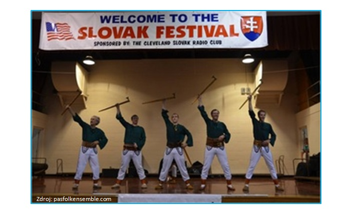 24th Annual Slovak Heritage Festival 2015 Pittsburgh