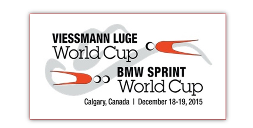 Luge World Cup Calgary 2015