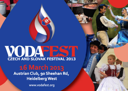 Vodafest 2013 - Czech and Slovak Festival