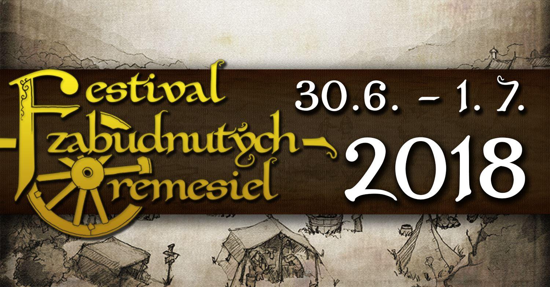 Festival zabudnutých remesiel 2018 - Červený Kameň - Častá - Hrad ... 1b7dd8c94ff
