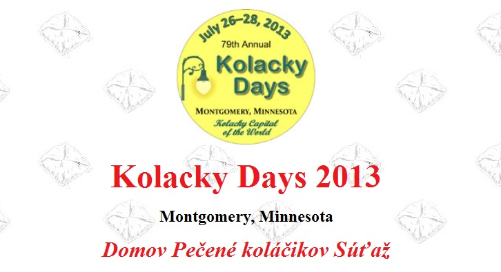 Kolacky Days - 79th Annual